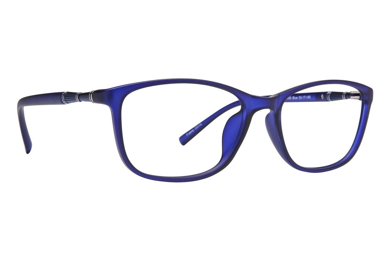 Lite Design LD1006 Blue Glasses