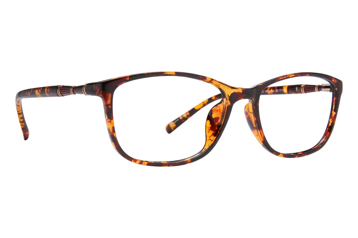 Lite Design LD1006 Tortoise Glasses