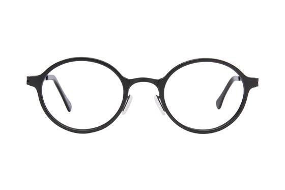 Lite Design LD1008 Black Glasses