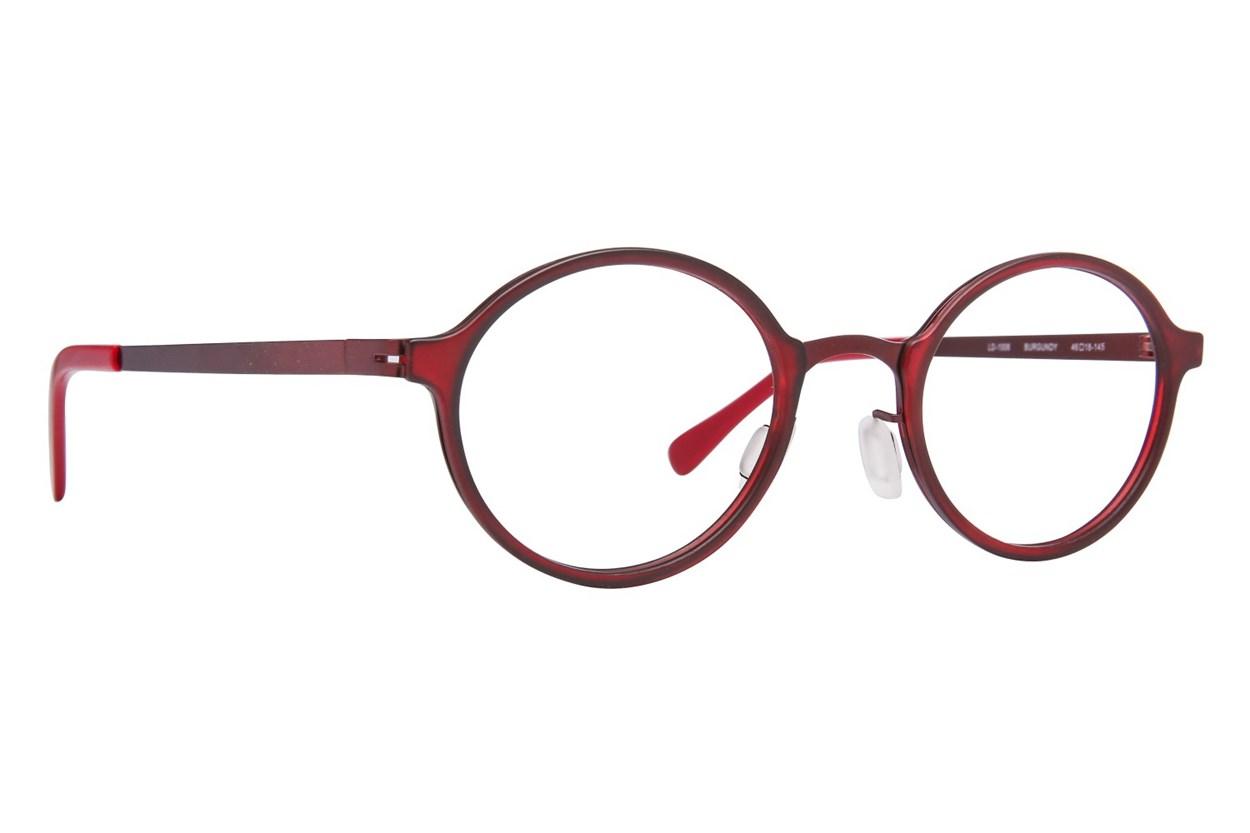 Lite Design LD1008 Red Glasses