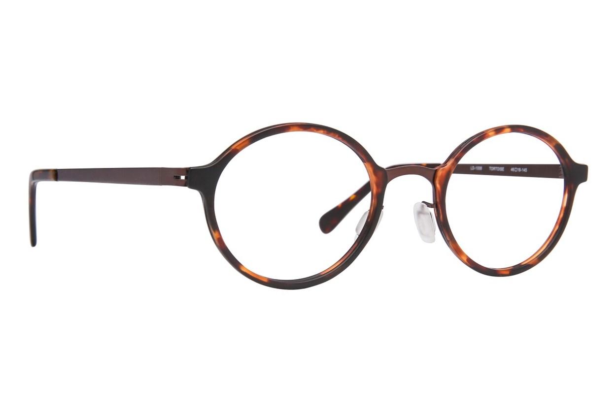 Lite Design LD1008 Tortoise Glasses