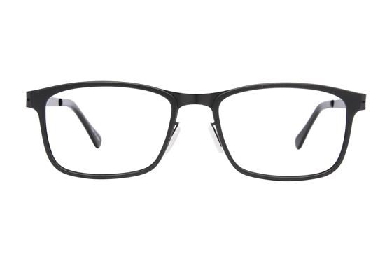 Lite Design LD1009 Black Glasses