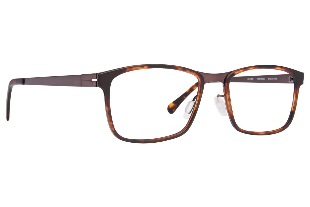 Lite Design LD1009 Tortoise Glasses