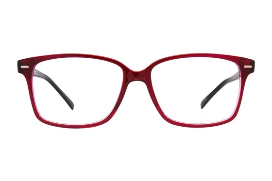 Affordable Designs Nora Red Glasses
