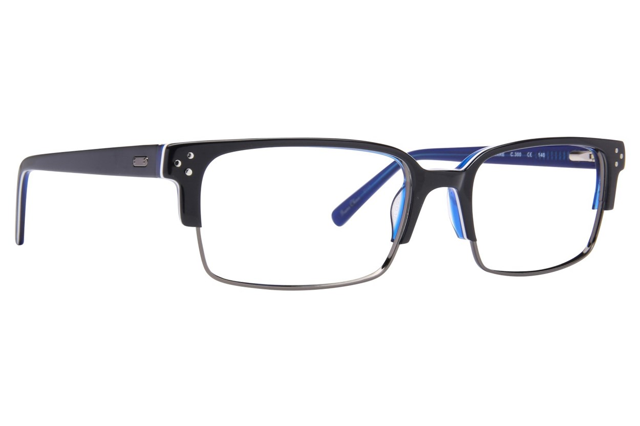 Randy Jackson RJ 1076 Blue Glasses