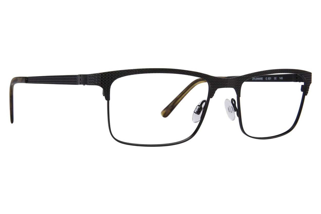 Randy Jackson RJ 1077 Black Glasses