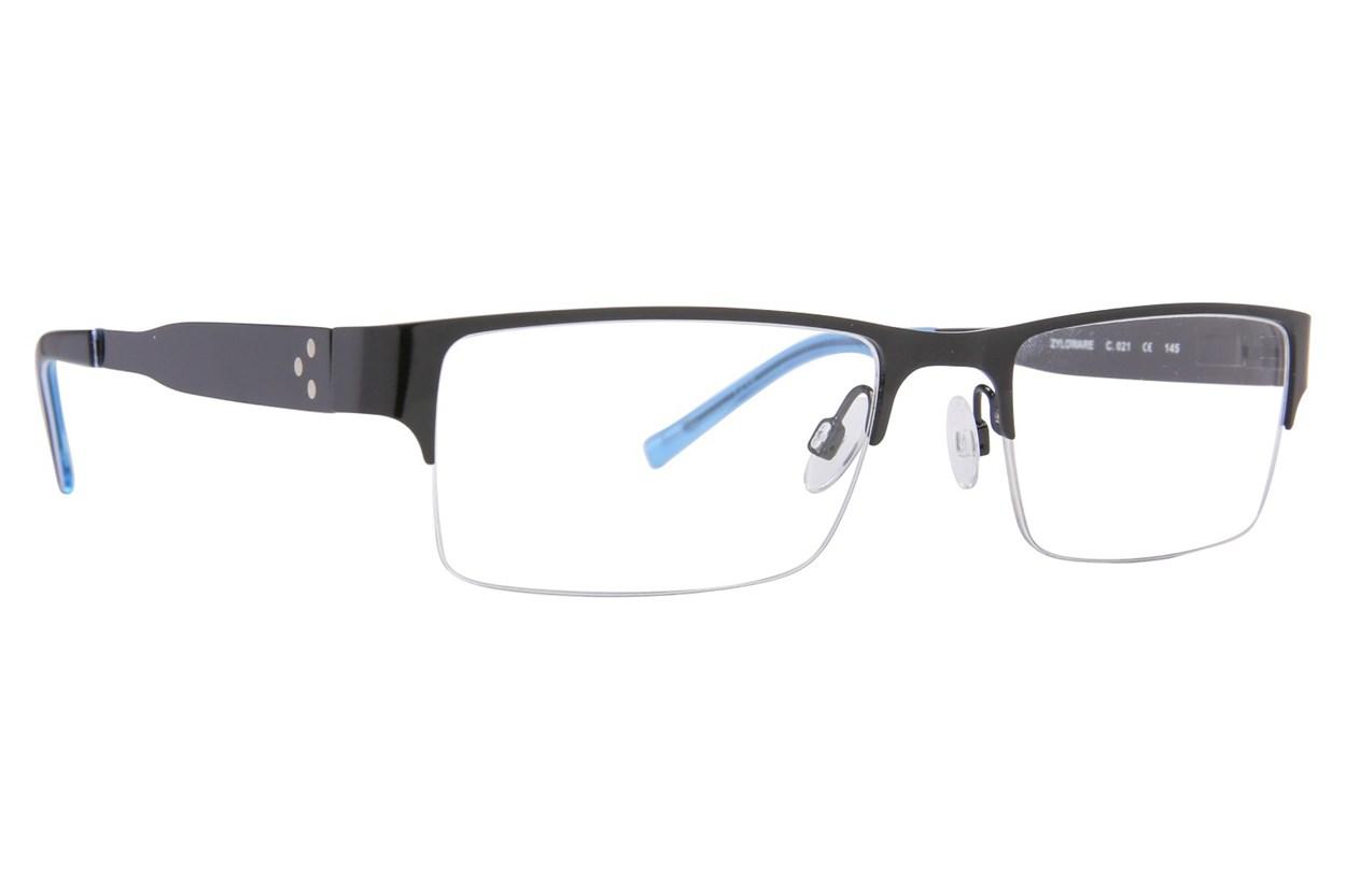 Randy Jackson RJ 1080 Black Glasses