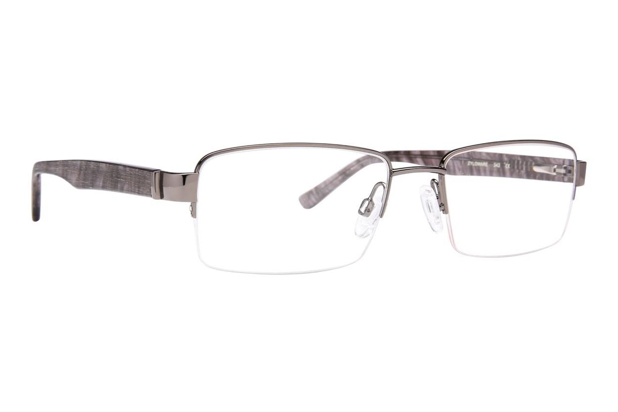 Stetson ST 344 Gray Glasses
