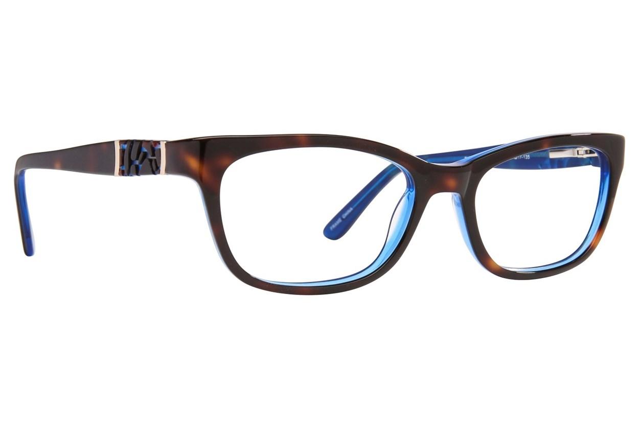 Serafina Thelma Tortoise Glasses