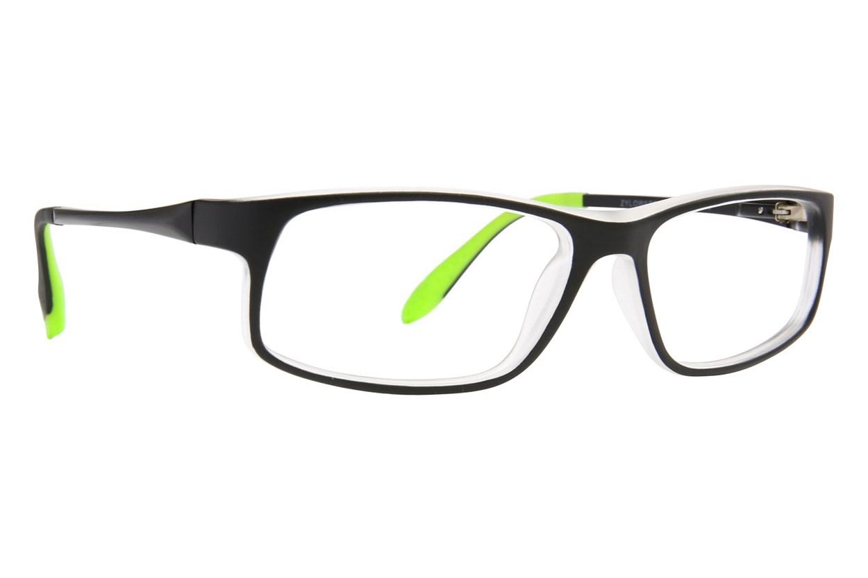 Shaq QD 116Z Black Glasses