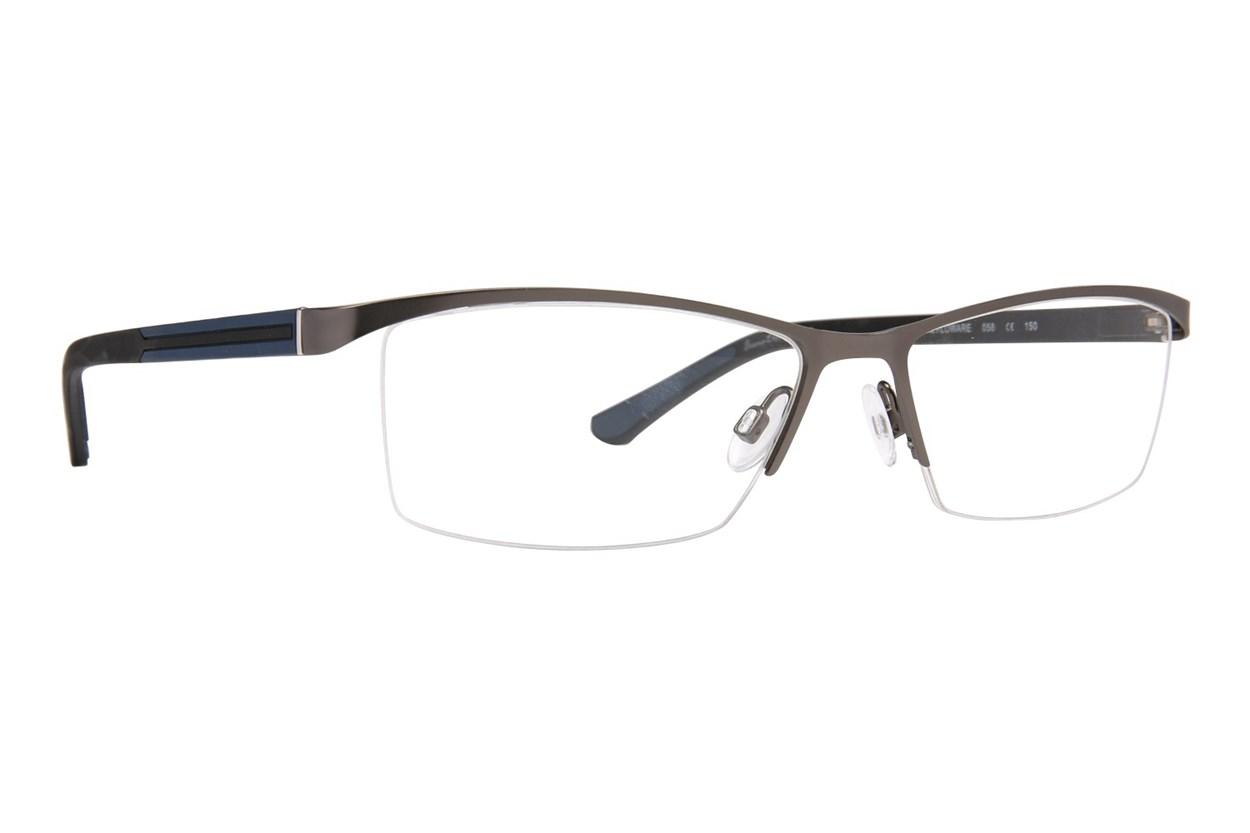 Shaq QD 122M Gray Glasses