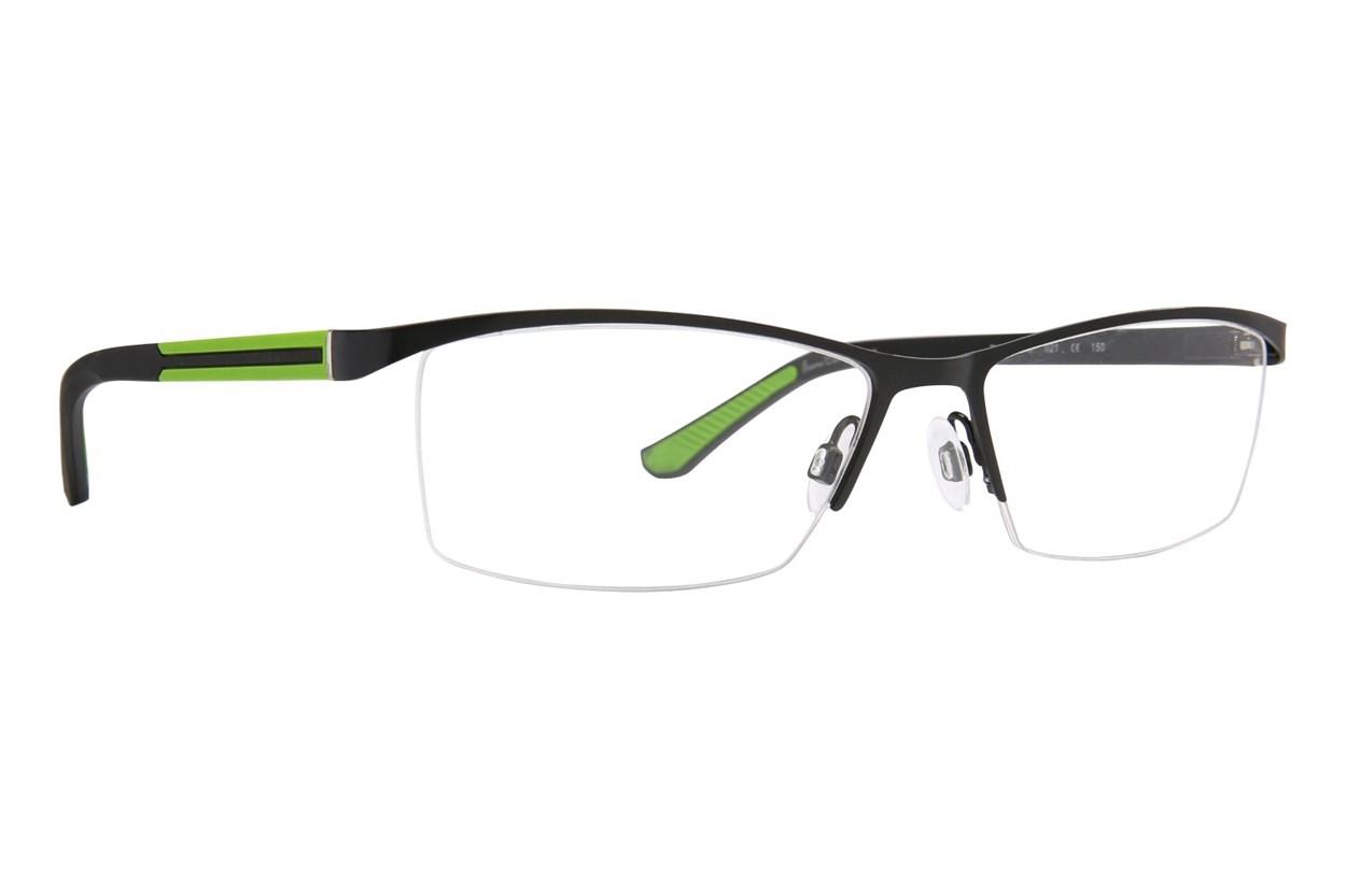 Shaq QD 122M Black Glasses
