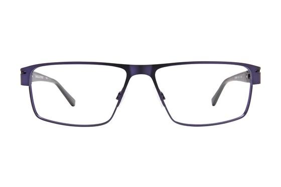 Shaq QD 124M Blue Glasses