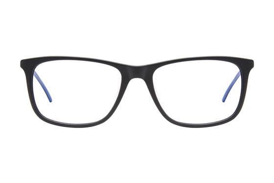 Shaq QD 129Z Black Glasses
