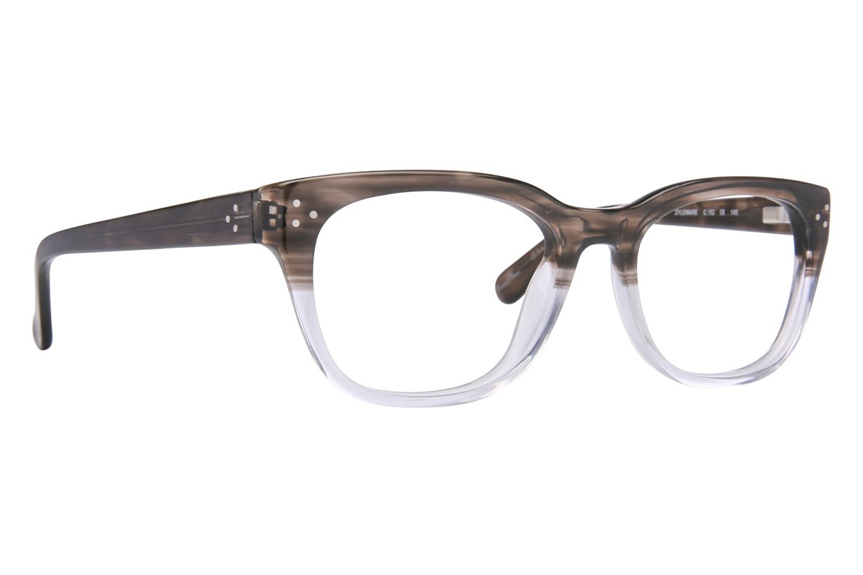 Randy Jackson RJ 3035 Gray Glasses