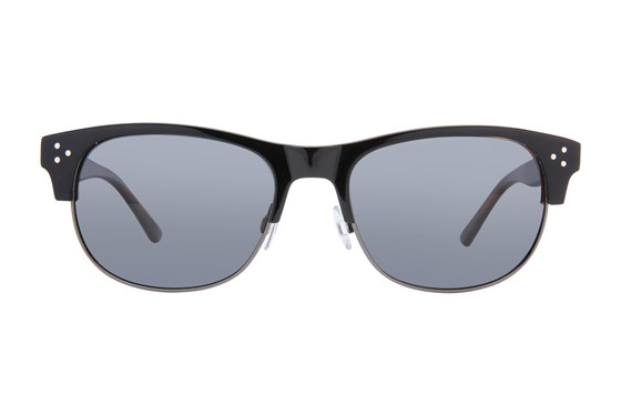 Randy Jackson RJRU S926P Black Sunglasses