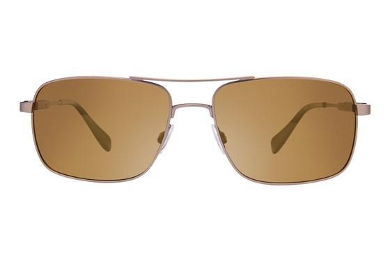 Randy Jackson RJRU S927P Tan Sunglasses