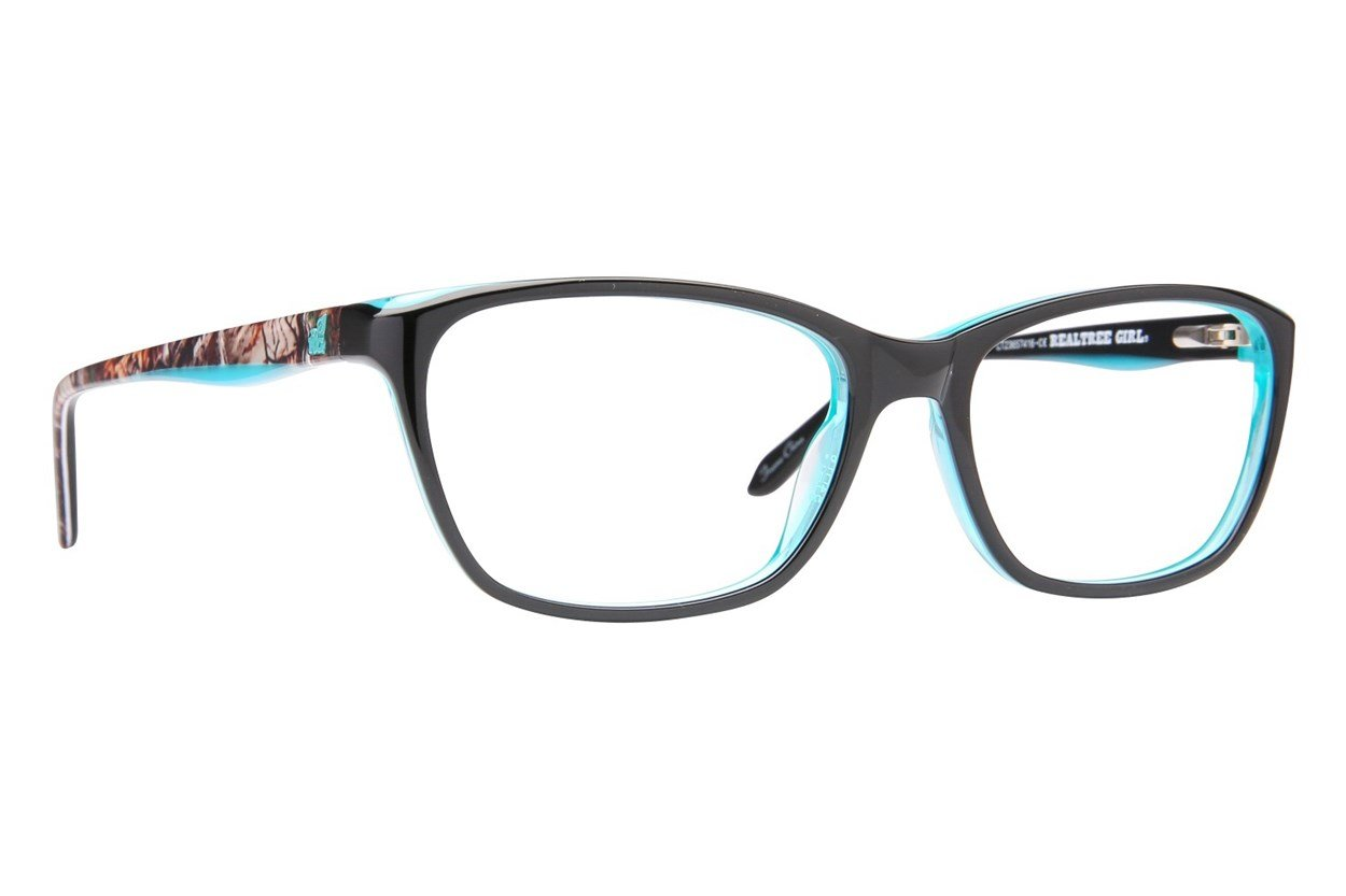 Realtree Girl G302 Black Glasses