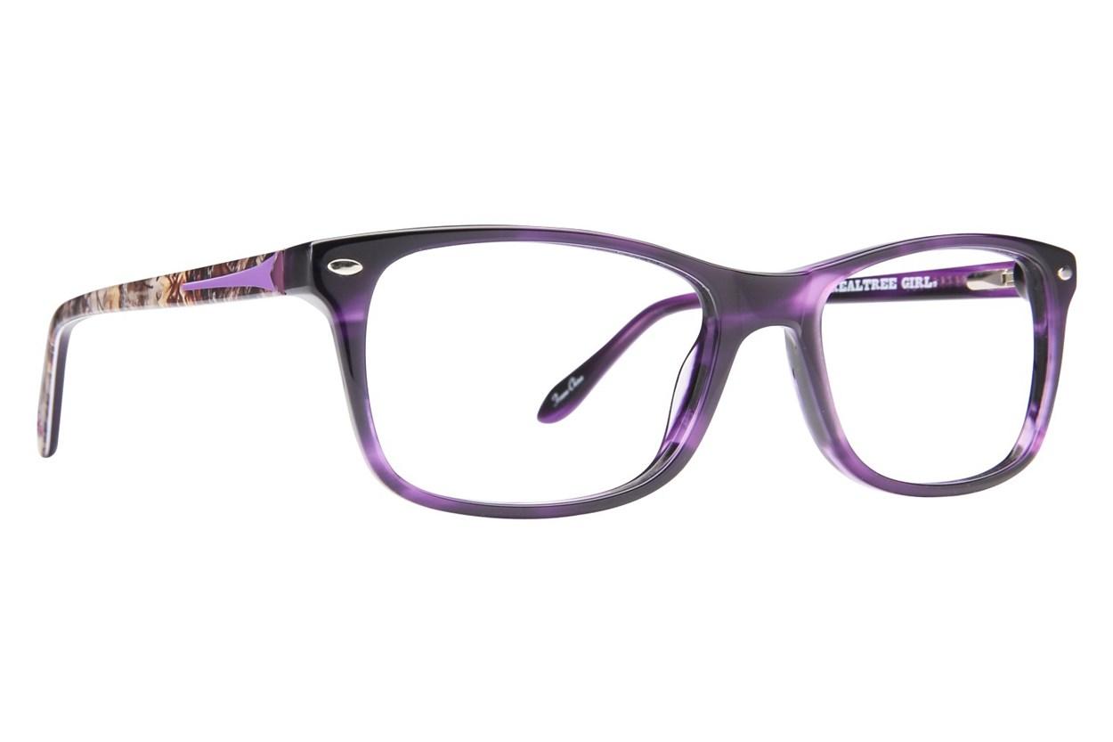 Realtree Girl G303 Purple Glasses