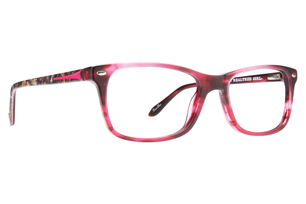 Realtree Girl G303 Red Glasses