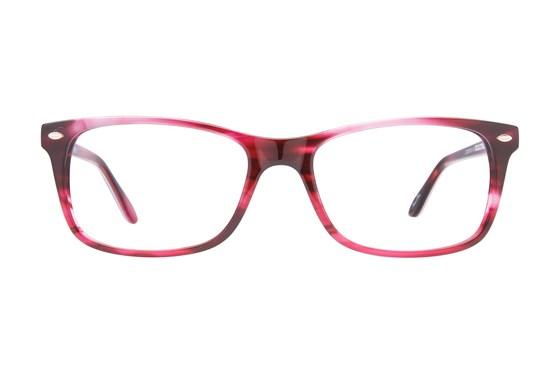 Realtree Girl G303 Red Glasses