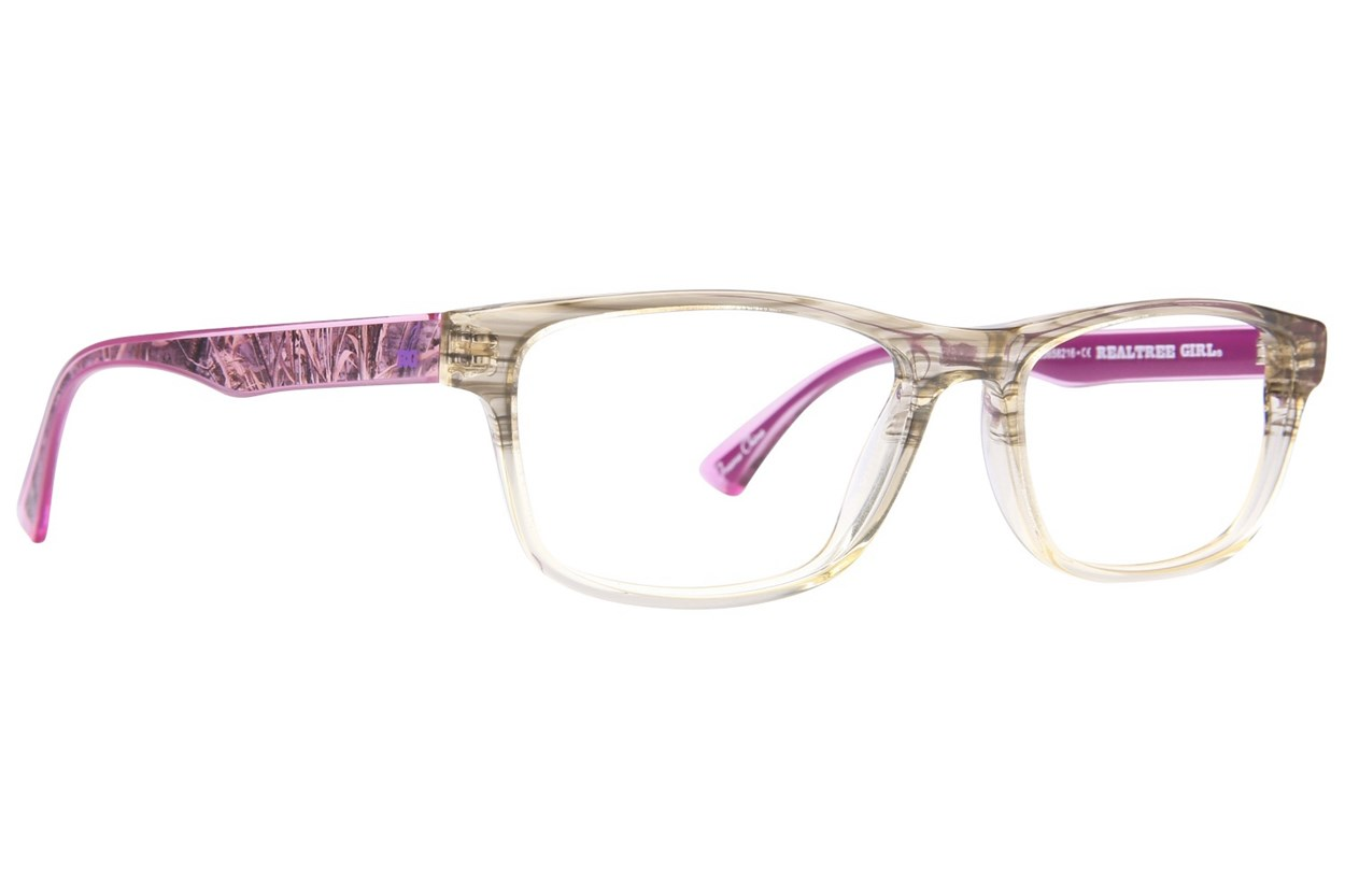 Realtree Girl G304 Brown Glasses