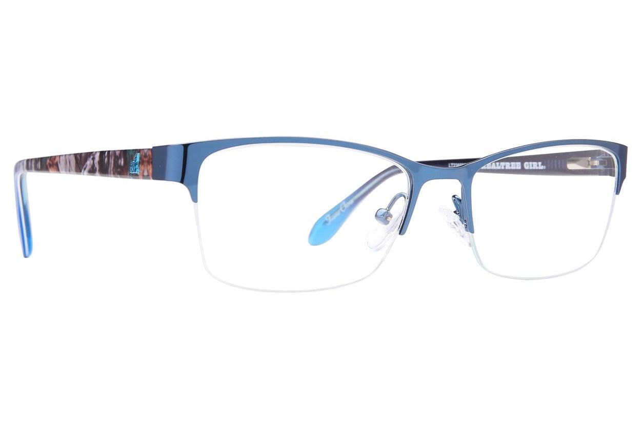 Realtree Girl G306 Blue Glasses