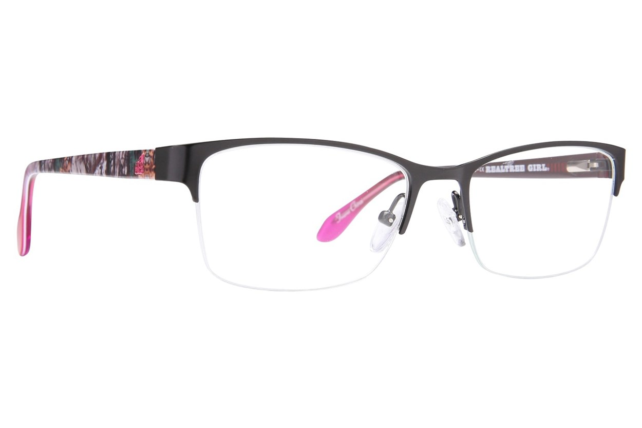 Realtree Girl G306 Black Glasses