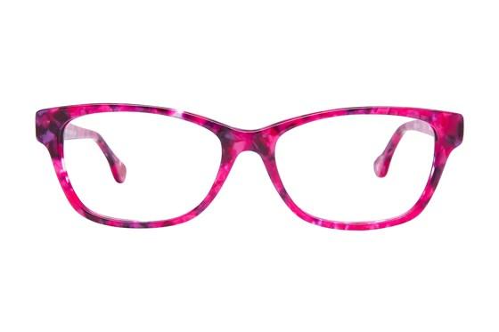 Hot Kiss HK64 Pink Glasses