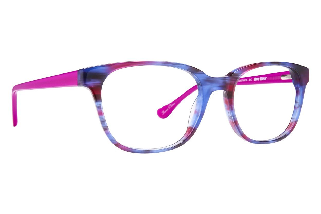 Hot Kiss HK65 Purple Glasses