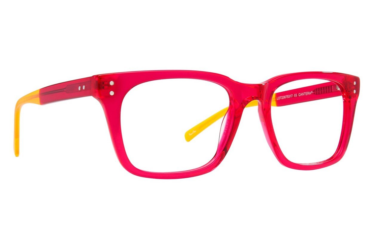 Cantera Slider Pink Glasses