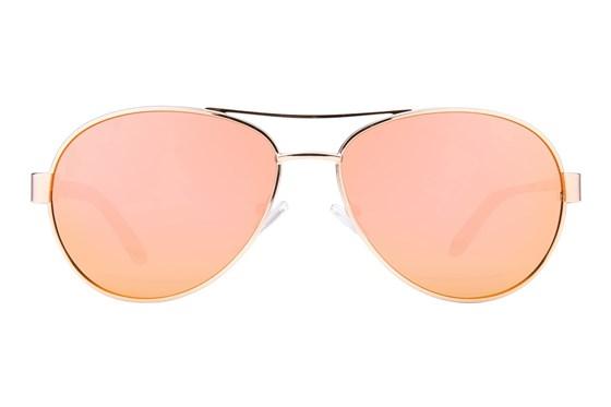 Realtree Girl G204 Gold Sunglasses