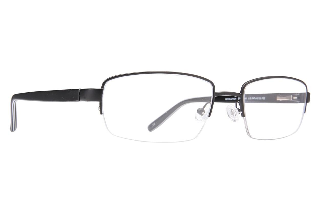 Revolution 582 Black Glasses