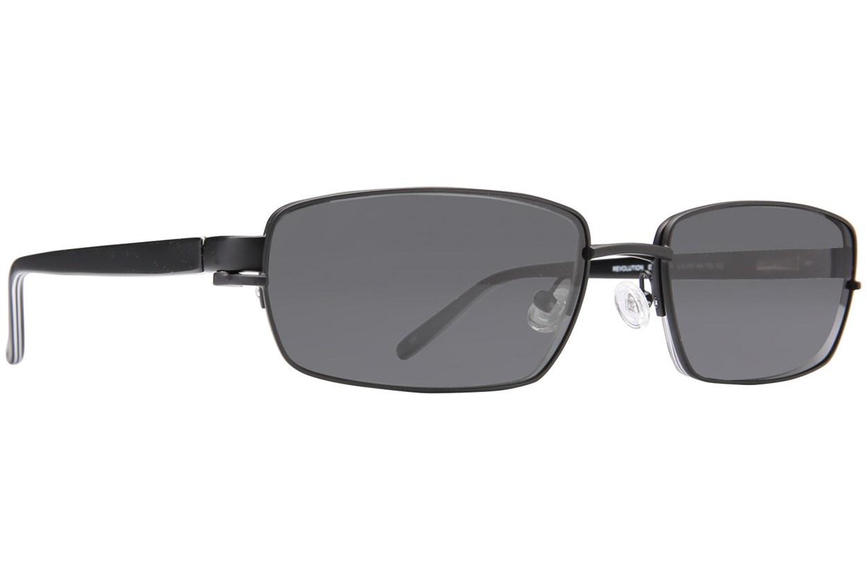 Alternate Image 1 - Revolution 582 Black Glasses