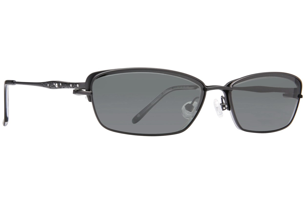 Alternate Image 1 - Revolution 665 Black Glasses