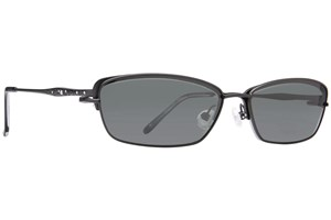 Click to swap image to alternate 1 - Revolution 665 Eyeglasses - Black