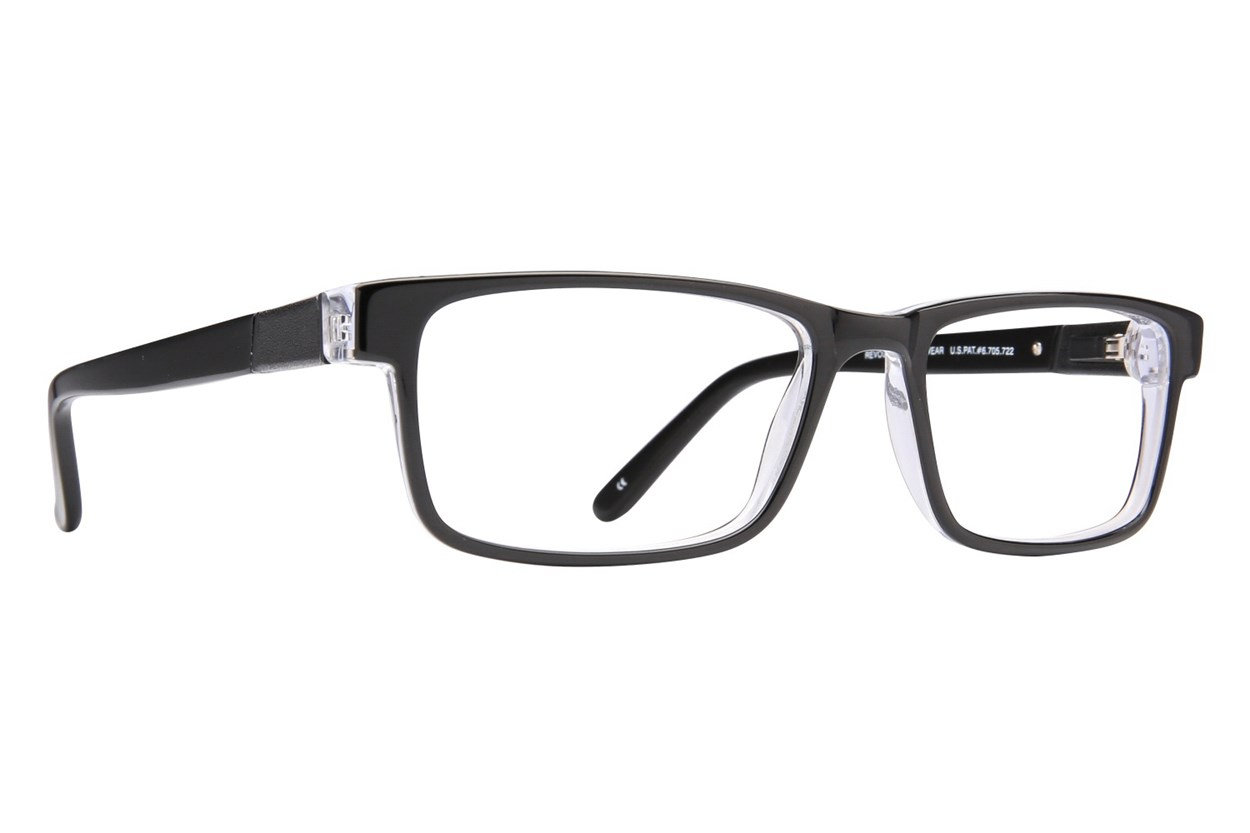 Revolution 765 Black Glasses