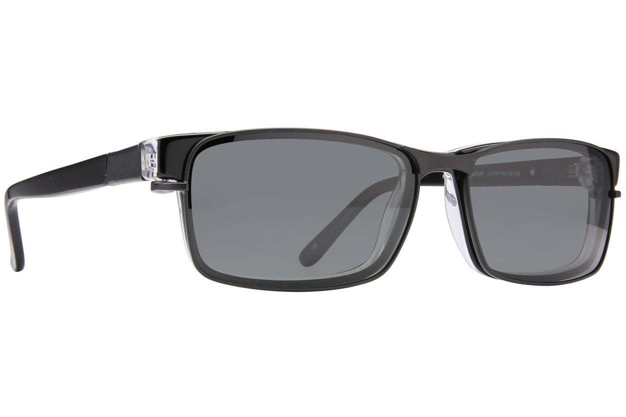Alternate Image 1 - Revolution 765 Black Glasses