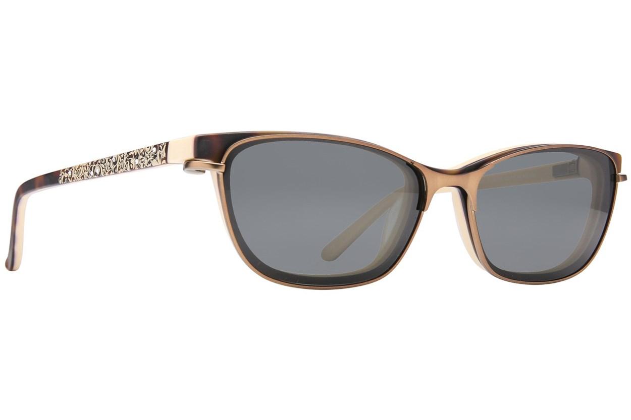 Alternate Image 1 - Revolution 782 Brown Glasses