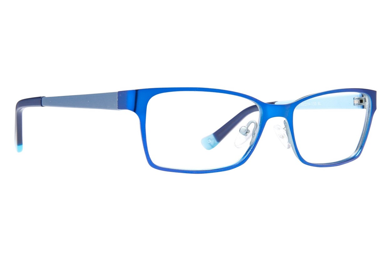 Kensie Girl Artist Blue Glasses
