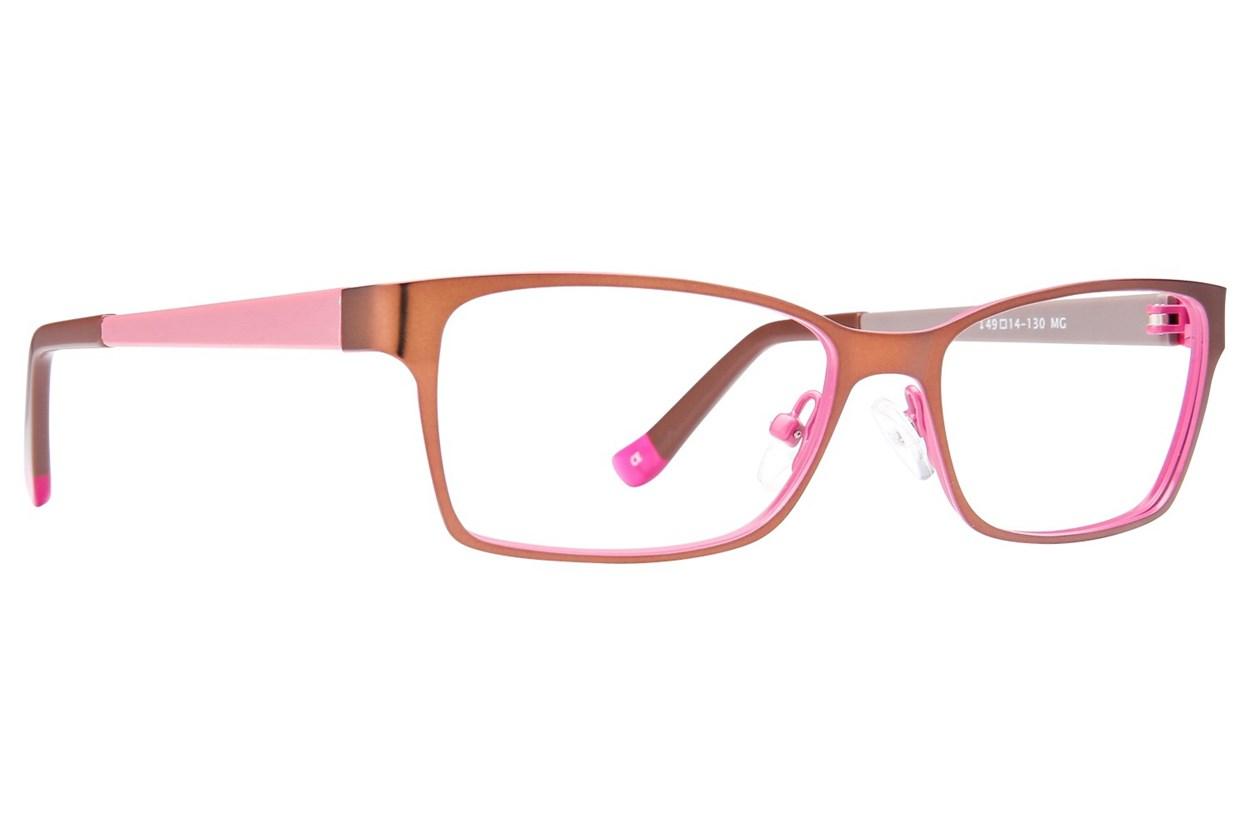 Kensie Girl Artist Purple Glasses
