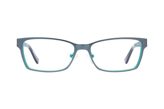 Kensie Girl Artist Green Glasses