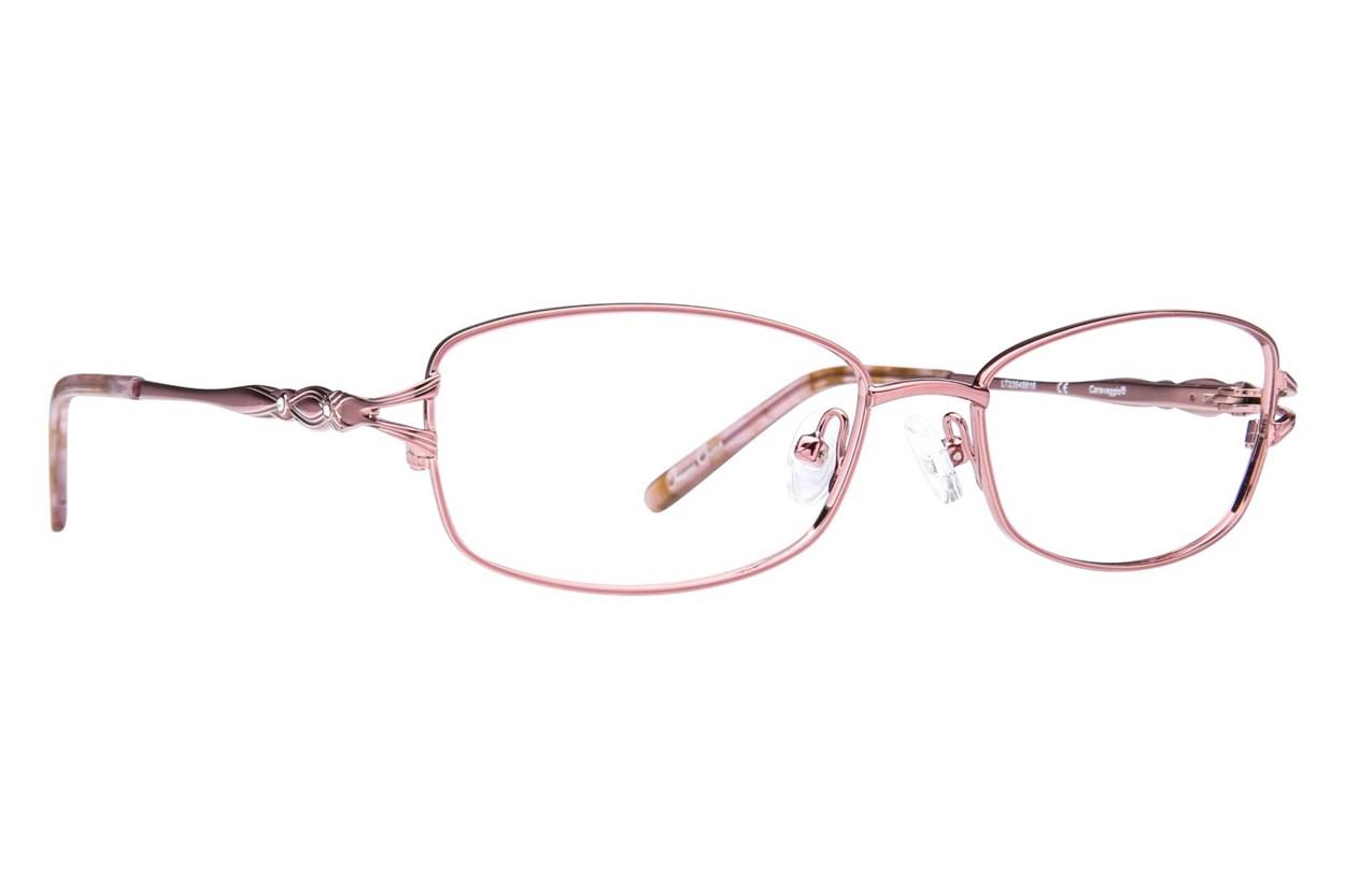 Caravaggio C116 Pink Glasses
