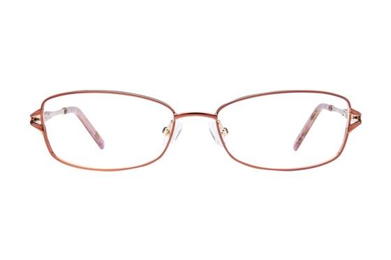 Caravaggio C116 Gold Glasses