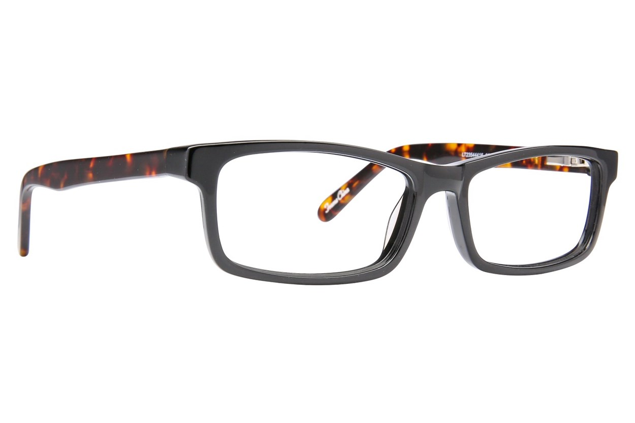 Caravaggio C403 Black Glasses