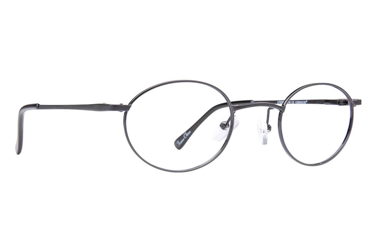 Caravaggio C804 Black Glasses