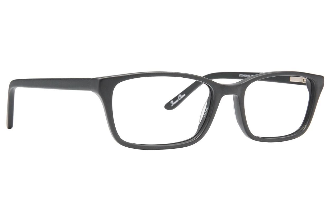 Caravaggio C808 Black Glasses