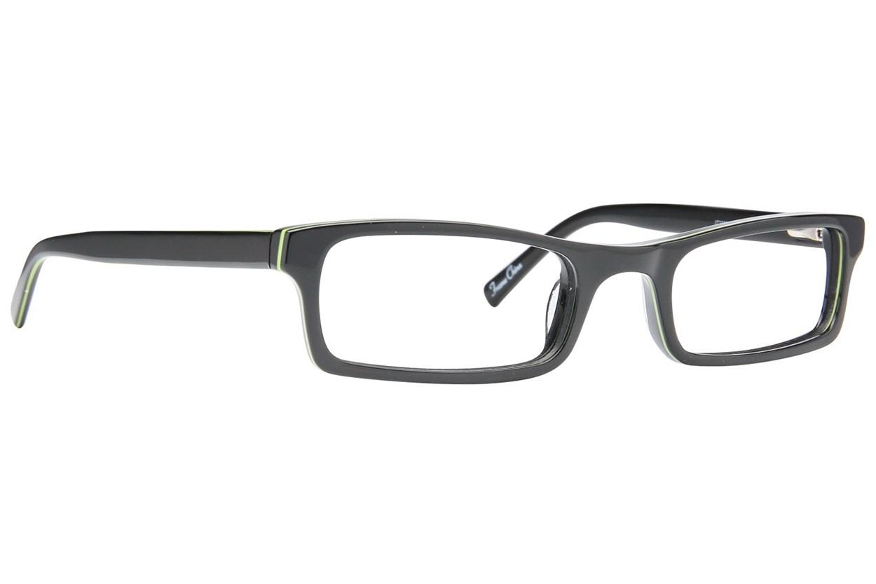 Caravaggio C914 Black Glasses