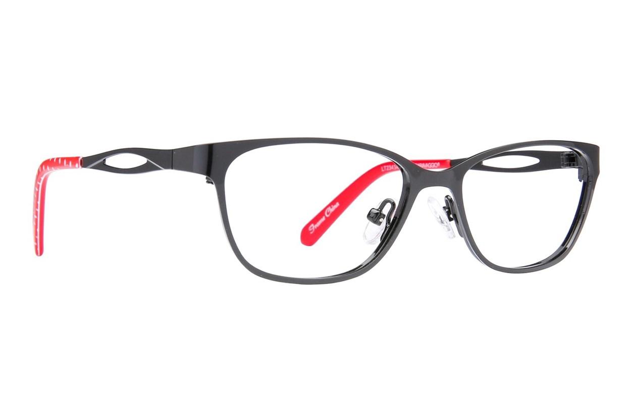 Caravaggio C925 Black Glasses