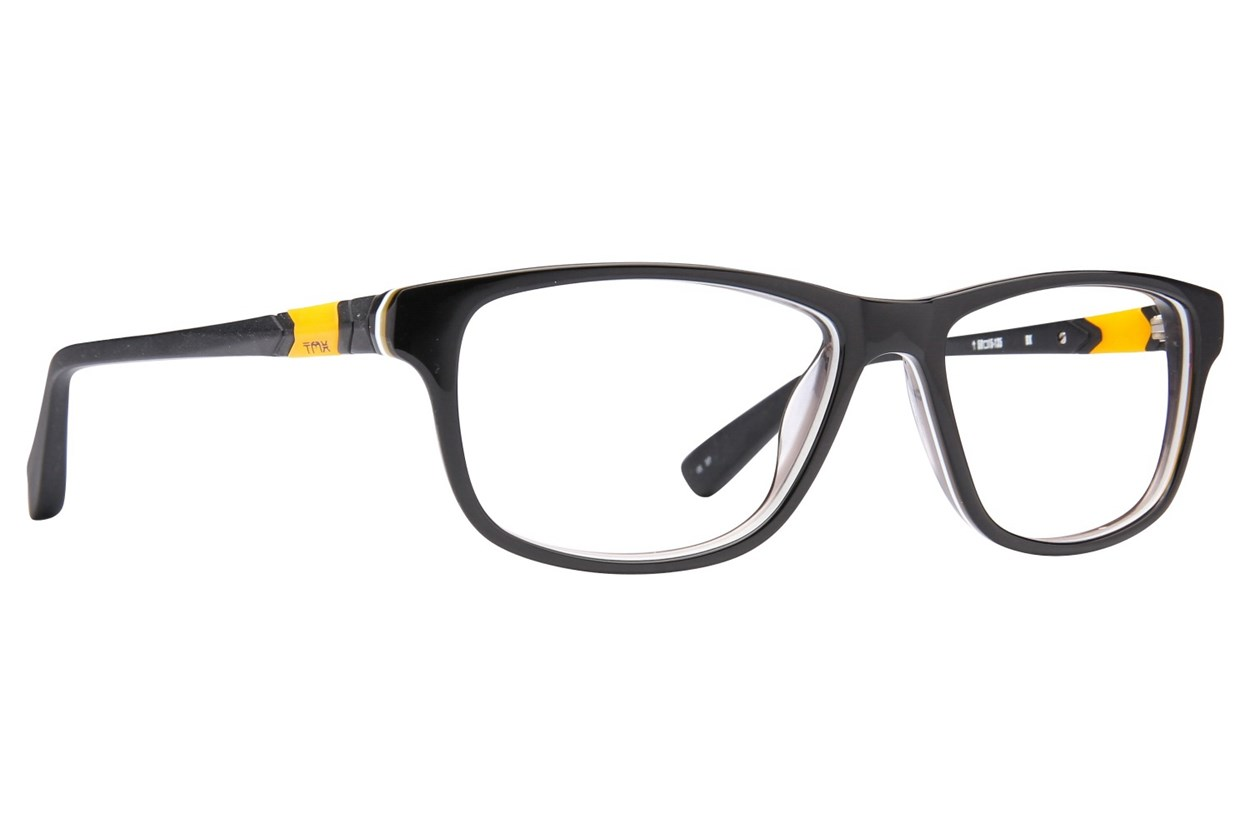 TMX by Timex Crease Black Glasses